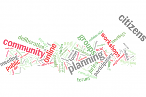 Consultation tactics wordcloud